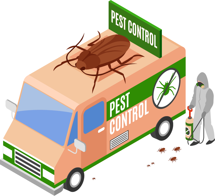 Disinfecting and Pest Control Services Merchant Services